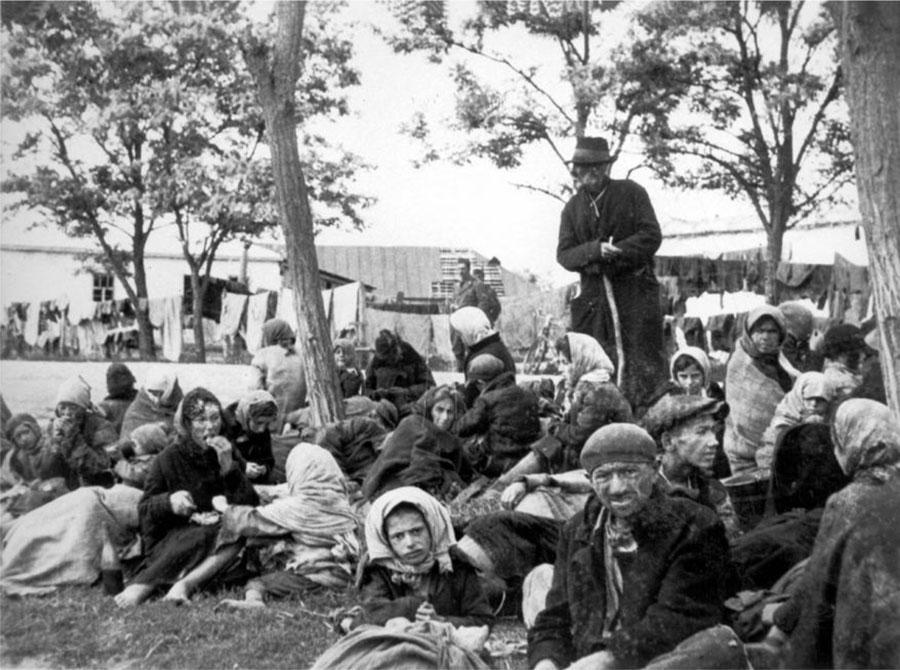 Евреи Бессарабии во время Холокоста